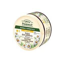 Crema facial calmante para piel seca y mixta CAMOMILA