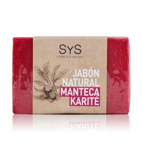 Jabón natural Manteca de Karité