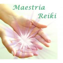 Curso de Maestría de Reiki