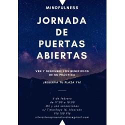 Puertas Abiertas Mindfulness