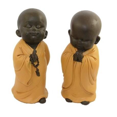 Imágen Shaolin Rezando