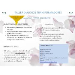 Taller Diálogos Transformadores