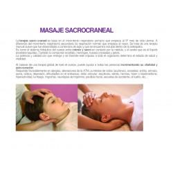 Masaje Sacrocraneal