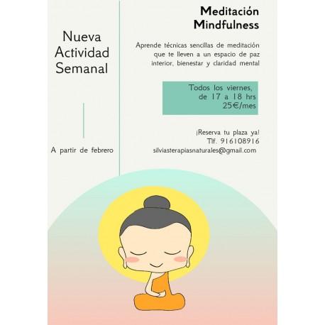 Meditación Mindfullness