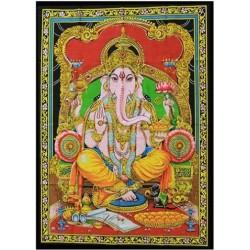 Tapiz de Ganesha (75X100CM)