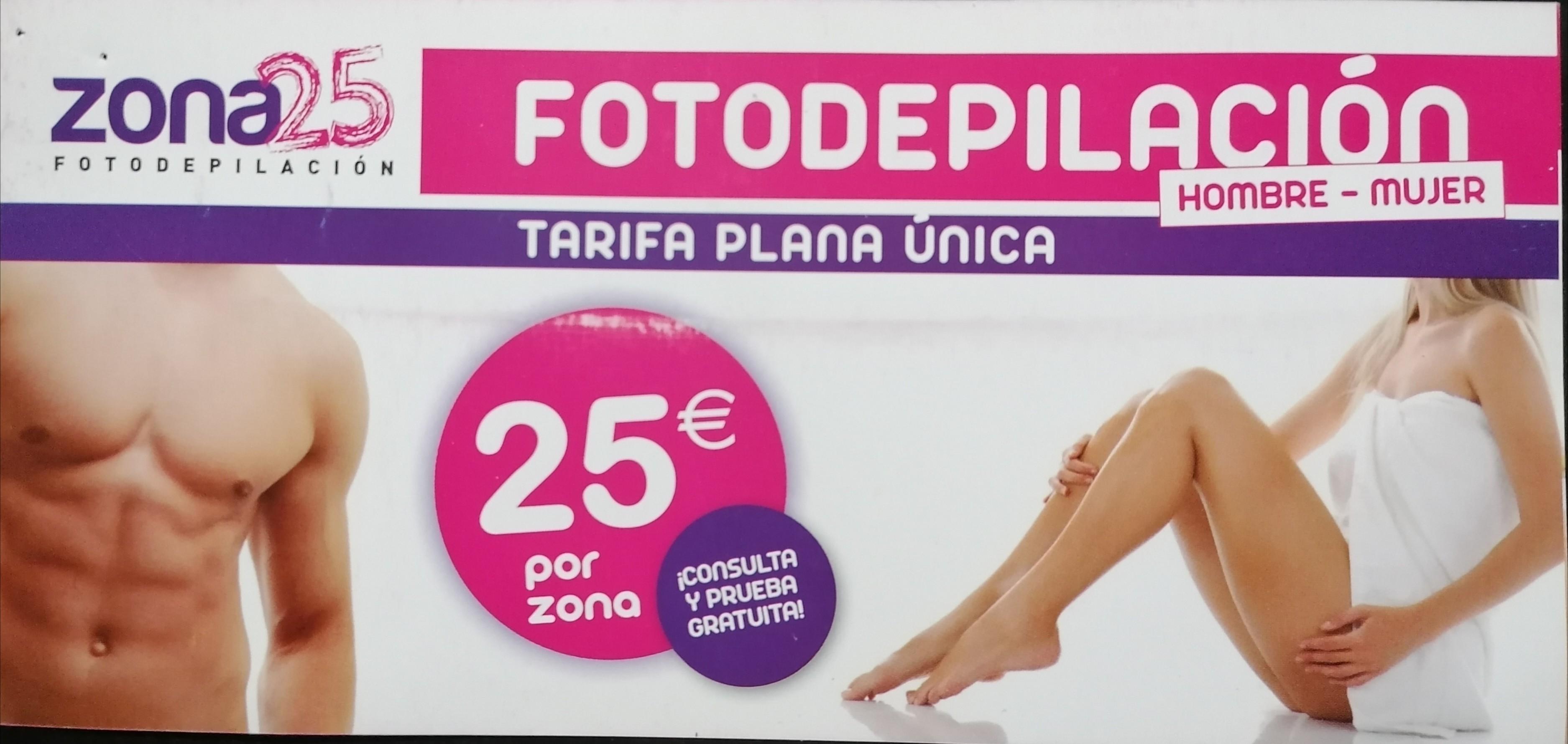 FOTODEPILACION 20 DE SEPTIEMBRE