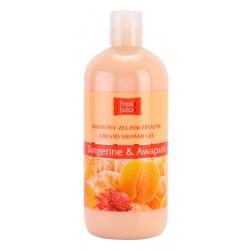 Gel de ducha con Mandarina y Awapuchi
