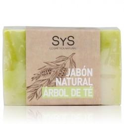 Jabón natural Árbol de Té