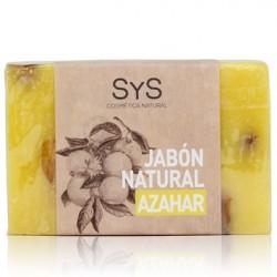 Jabón natural Azahar