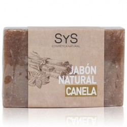 Jabón natural Canela