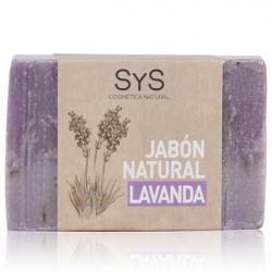 Jabón natural Lavanda