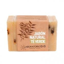 Jabón natural Té Verde