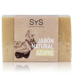 Jabón natural Azufre