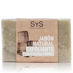 Jabón natural Exfoliante Piedra Pómez