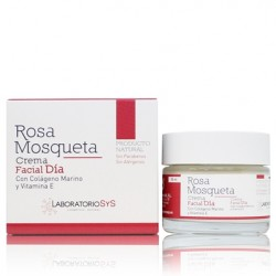 Crema facial Rosa de Mosqueta