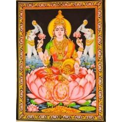 Tapiz de Lakshmi (75X100CM)