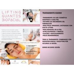 Lifting Guantes Biofacial